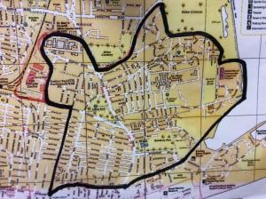 MVCA Map